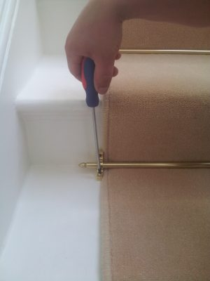 Fitting Carpets and Flooring